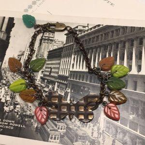 Jewelry - Embossed Butterfly Bracelet